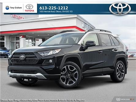 2021 Toyota RAV4 Trail (Stk: 60370) in Ottawa - Image 1 of 11