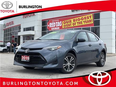 2019 Toyota Corolla  (Stk: U11423) in Burlington - Image 1 of 18