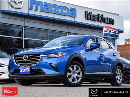 2017 Mazda CX-3 GX (Stk: N210329B) in Markham - Image 1 of 24