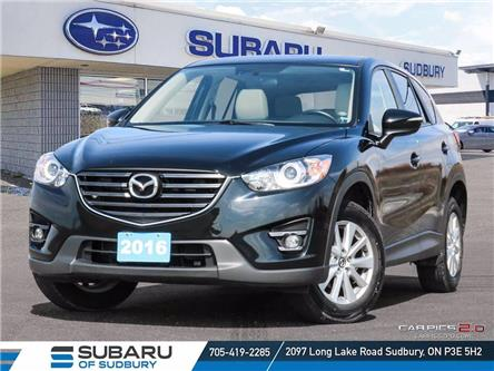 2016 Mazda CX-5 GS (Stk: US1228) in Sudbury - Image 1 of 27