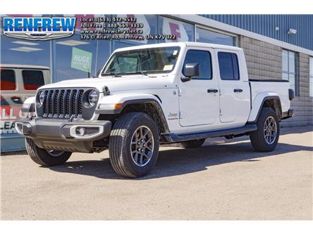 2021 Jeep Gladiator Overland (Stk: M058) in Renfrew - Image 1 of 24