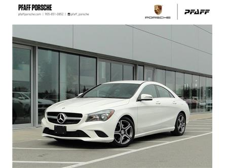 2015 Mercedes-Benz CLA250 4MATIC Coupe (Stk: P16303A) in Vaughan - Image 1 of 26