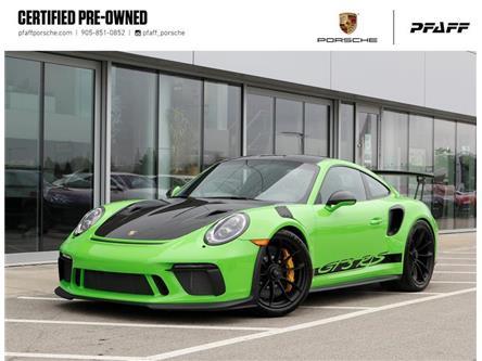2019 Porsche 911 GT3 RS (Stk: U9541) in Vaughan - Image 1 of 27
