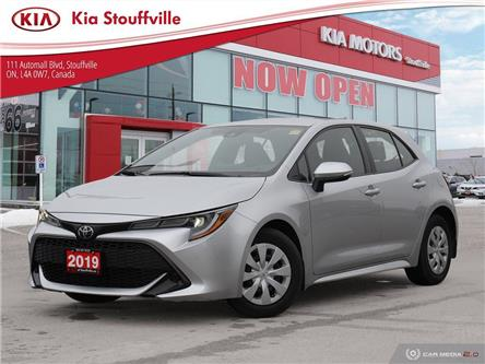 2019 Toyota Corolla Hatchback Base (Stk: P0359) in Stouffville - Image 1 of 24