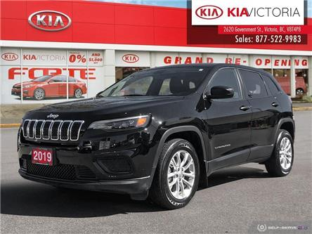 2019 Jeep Cherokee Sport (Stk: A1799) in Victoria - Image 1 of 24