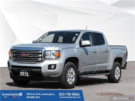 2016 GMC Canyon SLE (Stk: 21-301A) in Leamington - Image 1 of 30