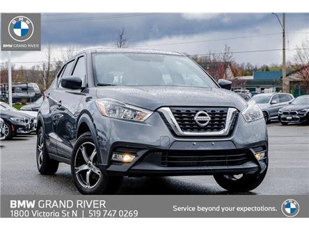 2019 Nissan Kicks S (Stk: PW5647A) in Kitchener - Image 1 of 25