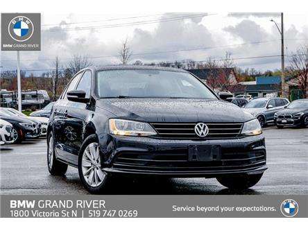 2016 Volkswagen Jetta 1.4 TSI Trendline+ (Stk: PW5827A) in Kitchener - Image 1 of 25