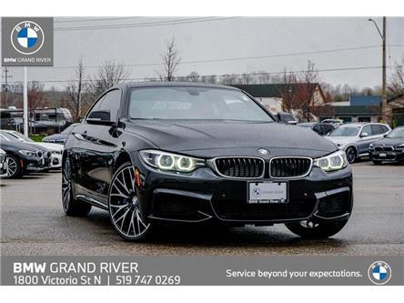 2018 BMW 440i xDrive (Stk: PW5842) in Kitchener - Image 1 of 22