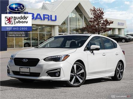 2019 Subaru Impreza Sport-tech (Stk: I19084) in Oakville - Image 1 of 29
