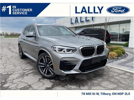 2020 BMW X3 M  (Stk: 10728) in Tilbury - Image 1 of 24