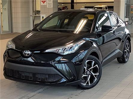 2021 Toyota C-HR XLE Premium (Stk: 22843) in Kingston - Image 1 of 23