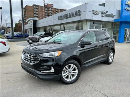 2019 Ford Edge SEL (Stk: 21015A) in Chatham - Image 1 of 23