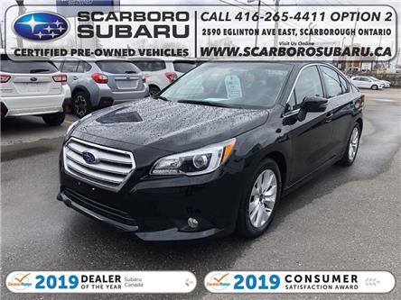 2017 Subaru Legacy  (Stk: H3053489) in Scarborough - Image 1 of 18