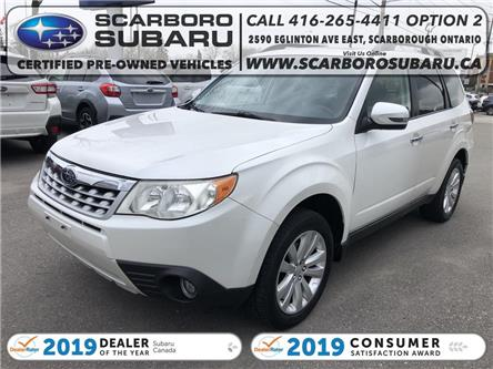 2012 Subaru Forester  (Stk: CH440030) in Scarborough - Image 1 of 20