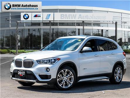 2017 BMW X1 xDrive28i (Stk: P10313) in Thornhill - Image 1 of 43