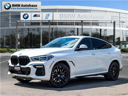 2020 BMW X6 xDrive40i (Stk: P10346) in Thornhill - Image 1 of 44