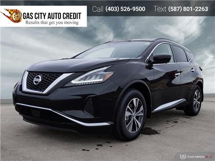 2020 Nissan Murano SV (Stk: MT6742B) in Medicine Hat - Image 1 of 25
