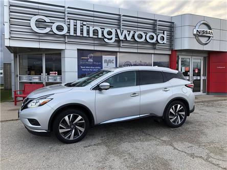 2017 Nissan Murano Platinum (Stk: P4873B) in Collingwood - Image 1 of 25