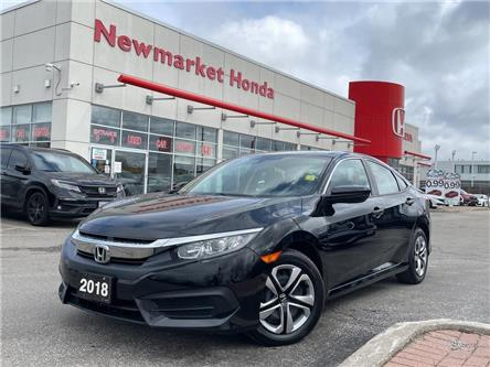 2018 Honda Civic LX (Stk: 21-3611A) in Newmarket - Image 1 of 21