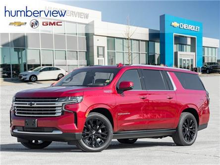 2021 Chevrolet Suburban High Country (Stk: 21SU010) in Toronto - Image 1 of 27