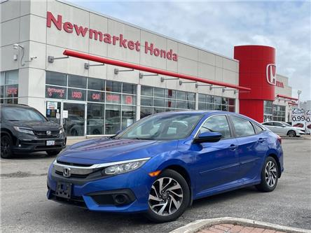 2017 Honda Civic EX (Stk: 20-3543A) in Newmarket - Image 1 of 19