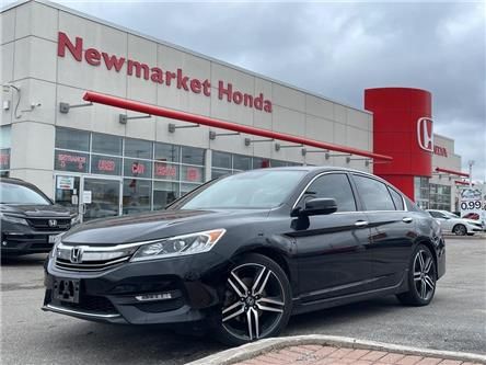 2017 Honda Accord Sport (Stk: OP-5608) in Newmarket - Image 1 of 20