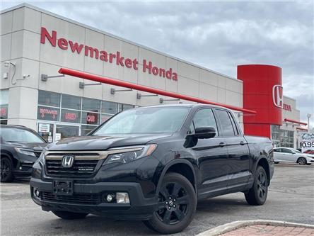 2019 Honda Ridgeline Black Edition (Stk: 21-3697A) in Newmarket - Image 1 of 23