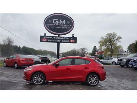 2018 Mazda Mazda3 Sport GT (Stk: JM224258) in Rockland - Image 1 of 12