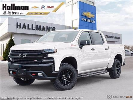 2021 Chevrolet Silverado 1500 LT Trail Boss (Stk: 21317) in Hanover - Image 1 of 23