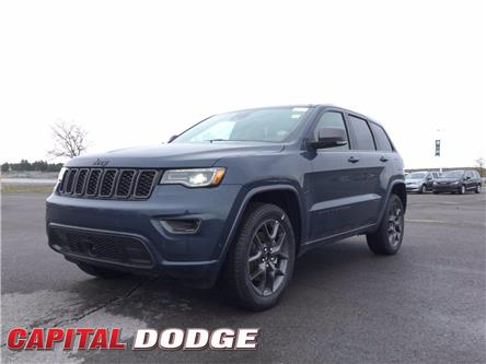 2021 Jeep Grand Cherokee Limited (Stk: M00268) in Kanata - Image 1 of 24