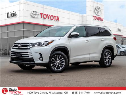 2017 Toyota Highlander XLE (Stk: D210583A) in Mississauga - Image 1 of 30