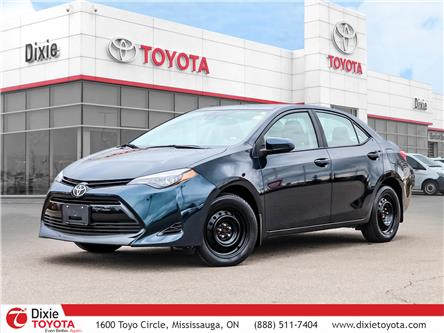 2018 Toyota Corolla LE (Stk: D210653A) in Mississauga - Image 1 of 30
