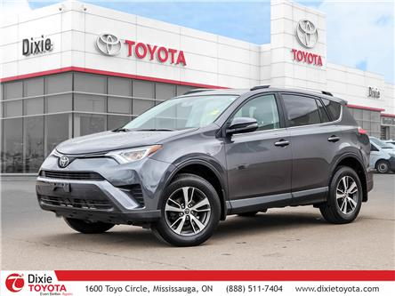 2018 Toyota RAV4 LE (Stk: D210948A) in Mississauga - Image 1 of 30