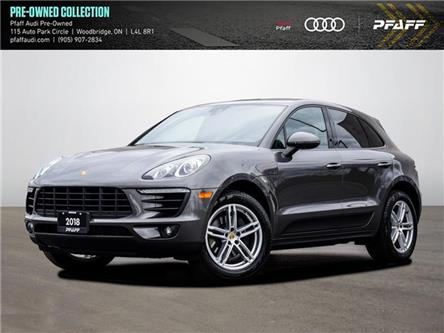 2018 Porsche Macan Base (Stk: C8309) in Woodbridge - Image 1 of 21