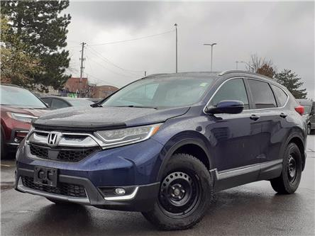 2018 Honda CR-V Touring (Stk: P6155) in Ottawa - Image 1 of 13