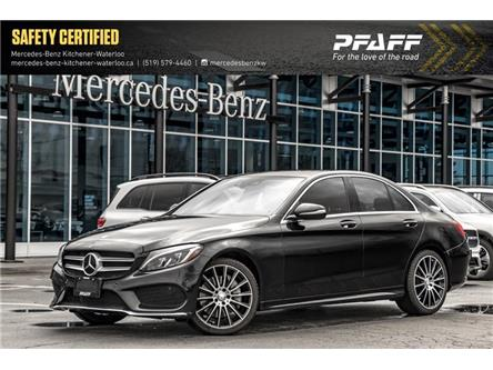 2015 Mercedes-Benz C-Class Base (Stk: K4331) in Kitchener - Image 1 of 19