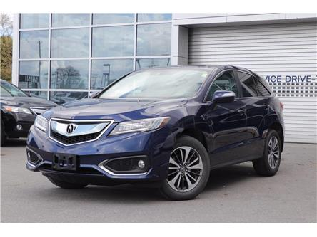 2017 Acura RDX Elite (Stk: 19515A) in Ottawa - Image 1 of 26