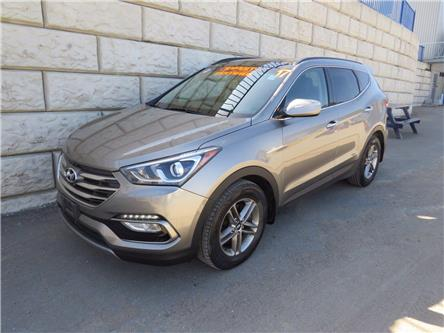 2017 Hyundai Santa Fe Sport Luxury $82/wk Taxes Included $0 Down (Stk: D10576A) in Fredericton - Image 1 of 17