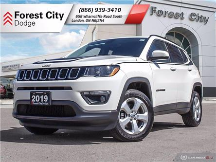 2019 Jeep Compass North (Stk: 9-9018) in London - Image 1 of 31