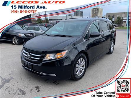 2016 Honda Odyssey SE (Stk: 505907) in Toronto - Image 1 of 16