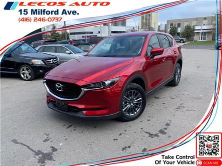 2017 Mazda CX-5 GS (Stk: 101478) in Toronto - Image 1 of 20