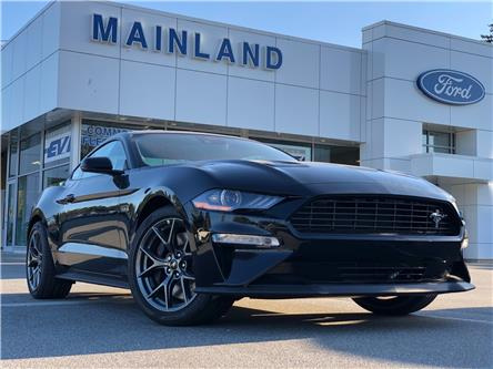 2021 Ford Mustang EcoBoost Premium (Stk: 21MU0198) in Vancouver - Image 1 of 30