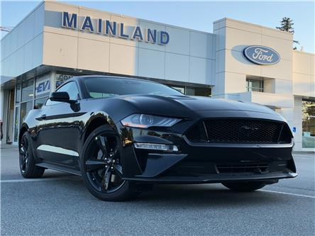 2021 Ford Mustang GT (Stk: 21MU4187) in Vancouver - Image 1 of 30