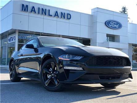 2021 Ford Mustang EcoBoost (Stk: 21MU5563) in Vancouver - Image 1 of 30