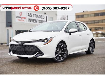 2021 Toyota Corolla Hatchback Base (Stk: 210339) in Hamilton - Image 1 of 19