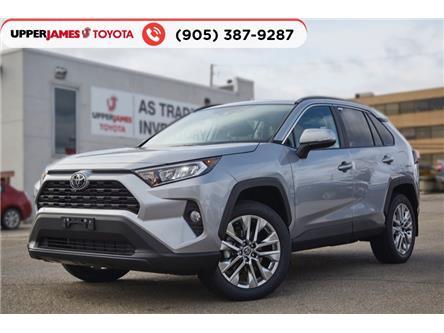 2021 Toyota RAV4 XLE (Stk: 210285) in Hamilton - Image 1 of 21