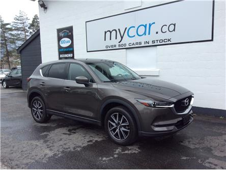 2018 Mazda CX-5 GT (Stk: 210292) in Ottawa - Image 1 of 22