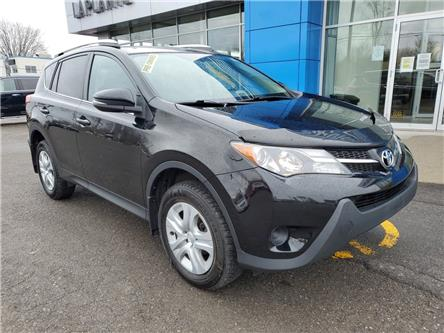 2014 Toyota RAV4 LE (Stk: H0820A) in Hawkesbury - Image 1 of 17