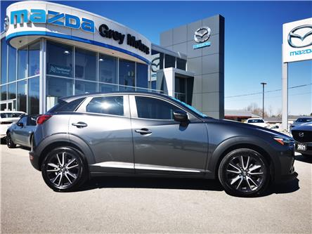 2018 Mazda CX-3 GT (Stk: 21113A) in Owen Sound - Image 1 of 21